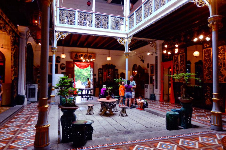 Pinang Peranakan Mansion (1)