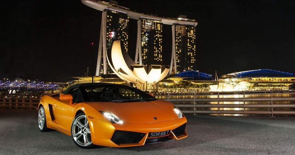 Supercar Driving-singapore