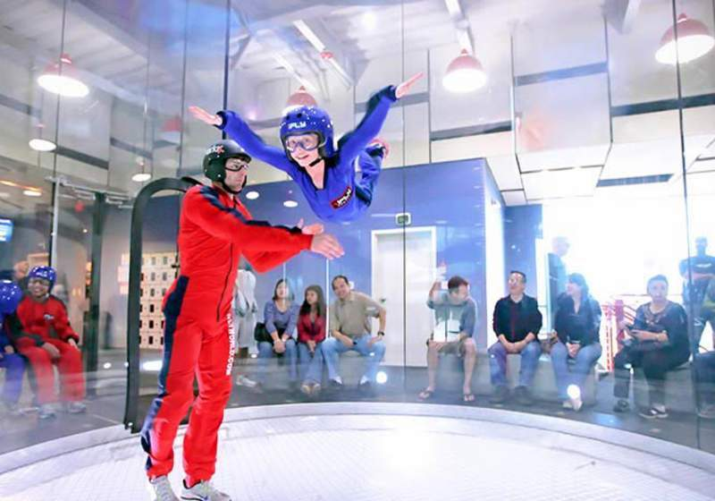 iFly-singapore1 Picture: singapore adrenaline activities blog.