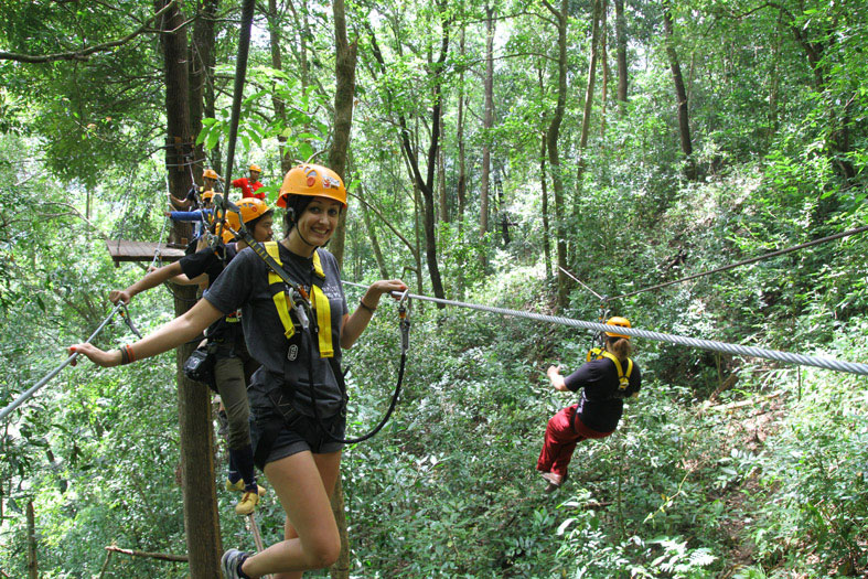 Dragon Flight Zipline-chiangmai-thailand10