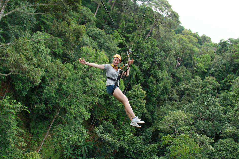 Dragon Flight Zipline-chiangmai-thailand16