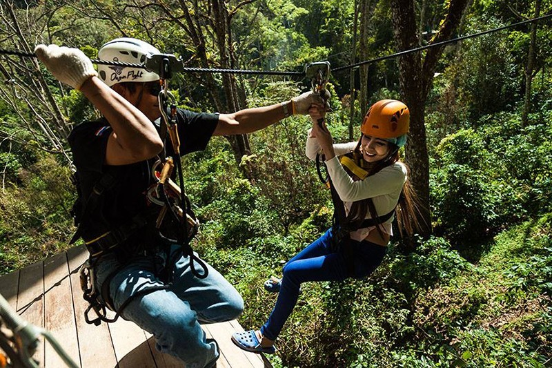 Dragon Flight Zipline-chiangmai-thailand4
