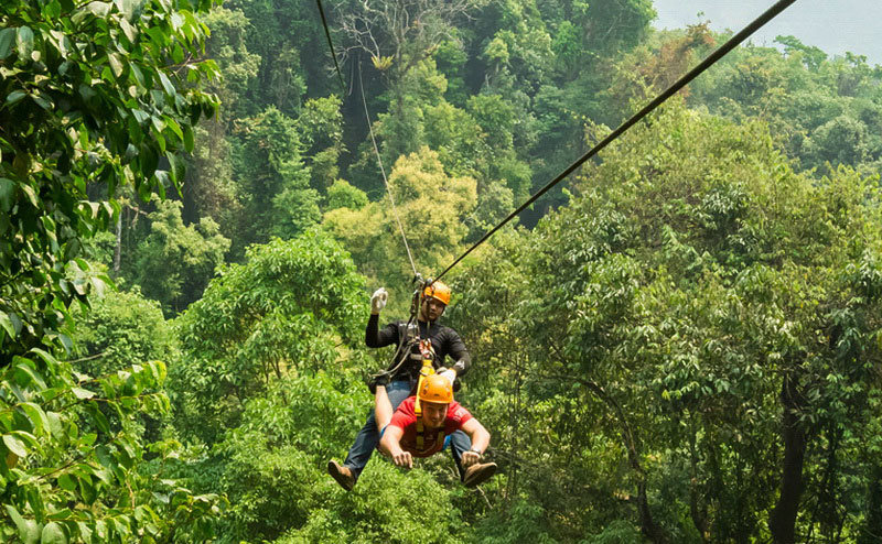 Dragon Flight Zipline-chiangmai-thailand5