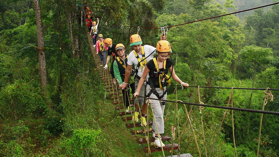 Dragon Flight Zipline-chiangmai-thailand9
