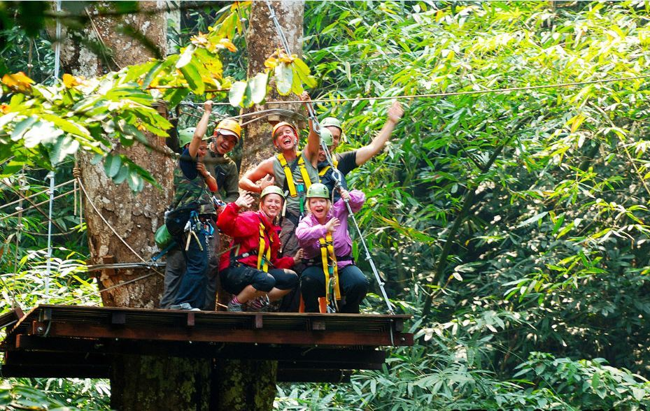 Flight of the Gibbon -chiang mai-thailand10 Image by: best zipline chiang mai blog.