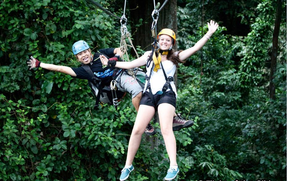 Flight of the Gibbon -chiang mai-thailand13 Image by: best zipline chiang mai blog.