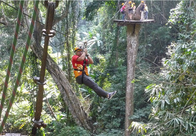 Flight of the Gibbon -chiang mai-thailand6 Photo by: zipline chiang mai review blog.
