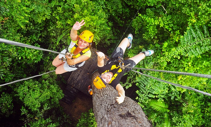 flight of the gibbon-chiangmai-thailand10 Image by: best zipline chiang mai blog.