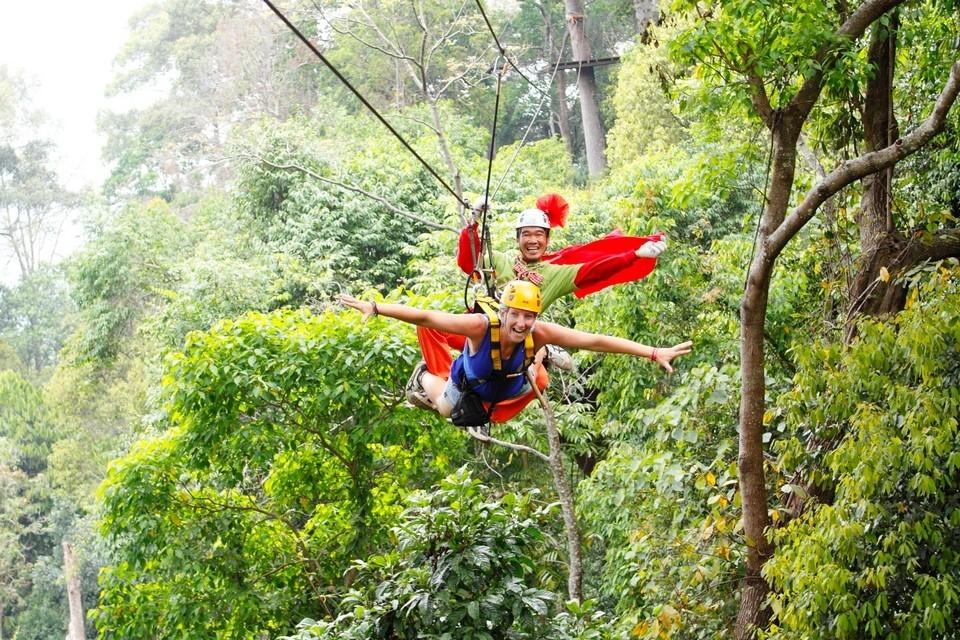 best zipline chiang mai zipline chiang mai review (3)