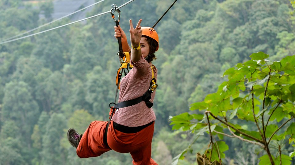 Zipline Adventure Chiang Mai