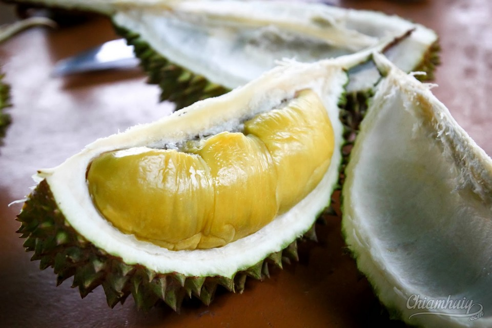 Best Durian in Singapore