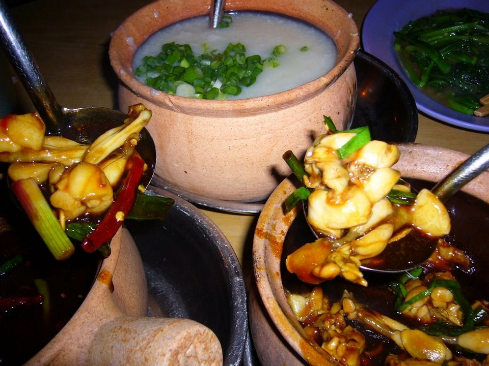 Geylang Frog Porridge