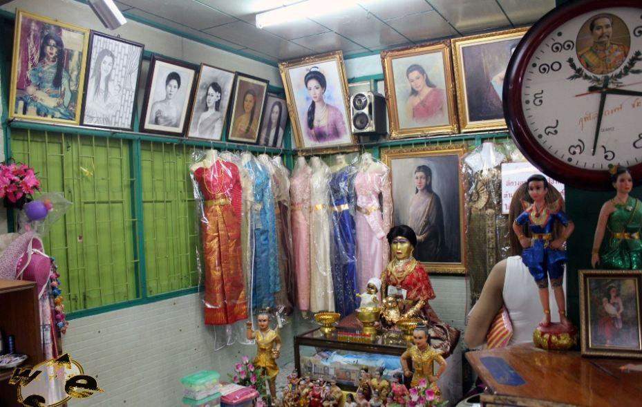 Mae Nak Phra Khanong-bangkok-thailand2 ghost of mae nak mae nak phra khanong mae nak shrine mae nak temple