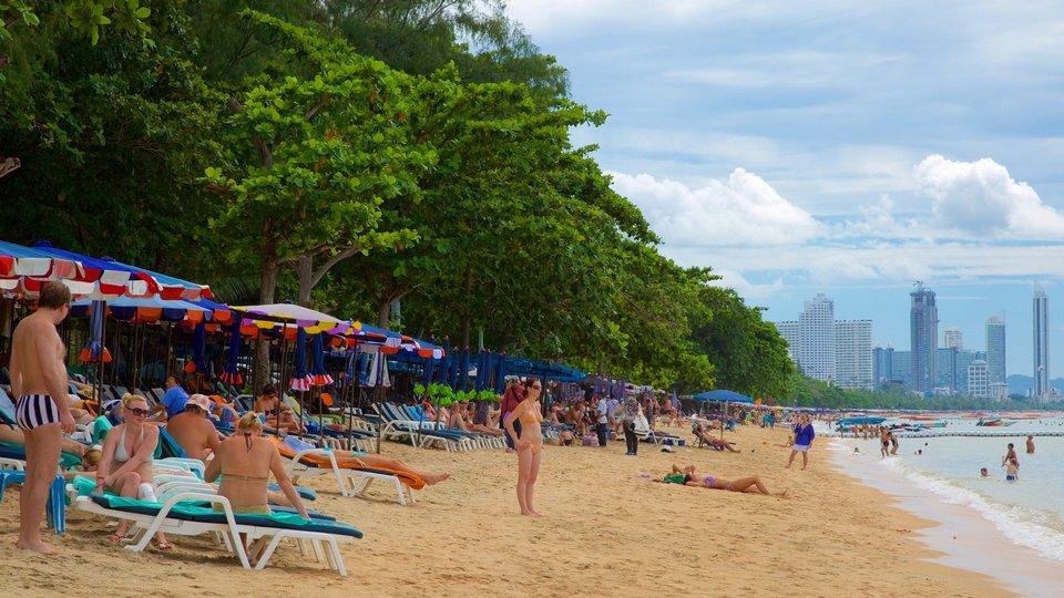 Dong Tan Beach-things to do in pattaya beaches-thailand
