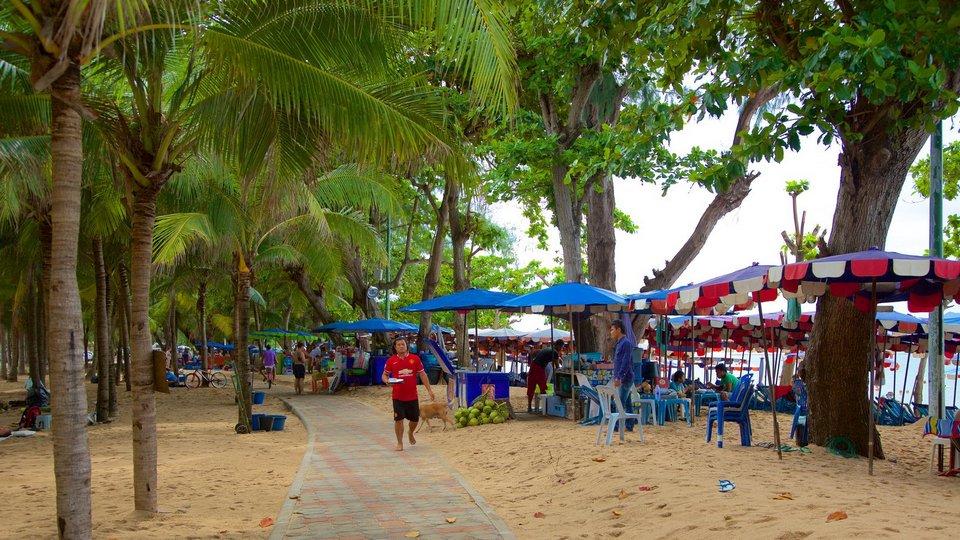 Dong Tan Beach-things to do in pattaya beaches-thailand4