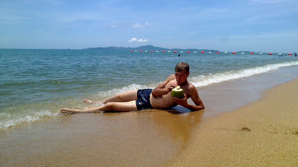Dong Tan Beach-things to do in pattaya beaches-thailand7 Picture: best beach in pattaya blog.