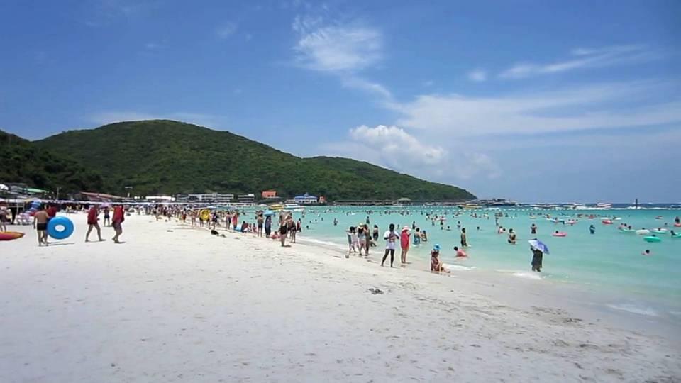 Koh Larn beach-things to do in pattaya beaches-thailand