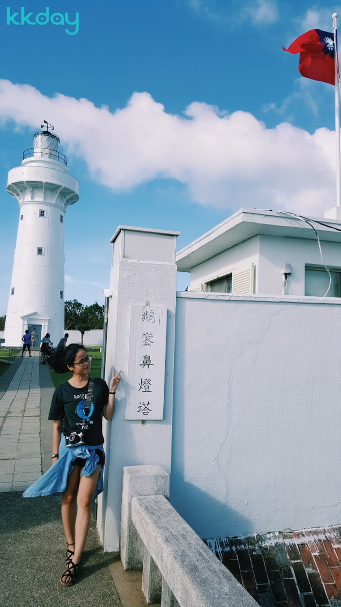 kenting light house Image credit: kenting attractions blog.