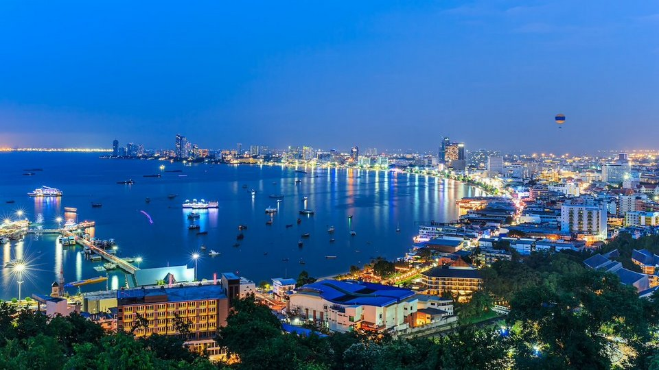 pattaya beach-thailand-best things to do in pattaya beaches