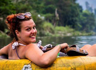 tubing-vang-vieng-come and experience tubing game at vang vieng-laos