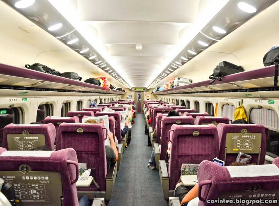 04 Business Class for Taiwan High Speed Rail (HSR) 台灣高速鐵 (Large)