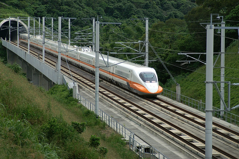Taiwan High Speed Rail HSR 700T
