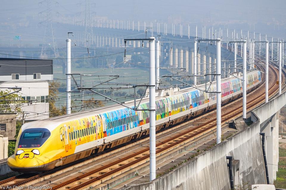 Taiwan High Speed Rail 700T