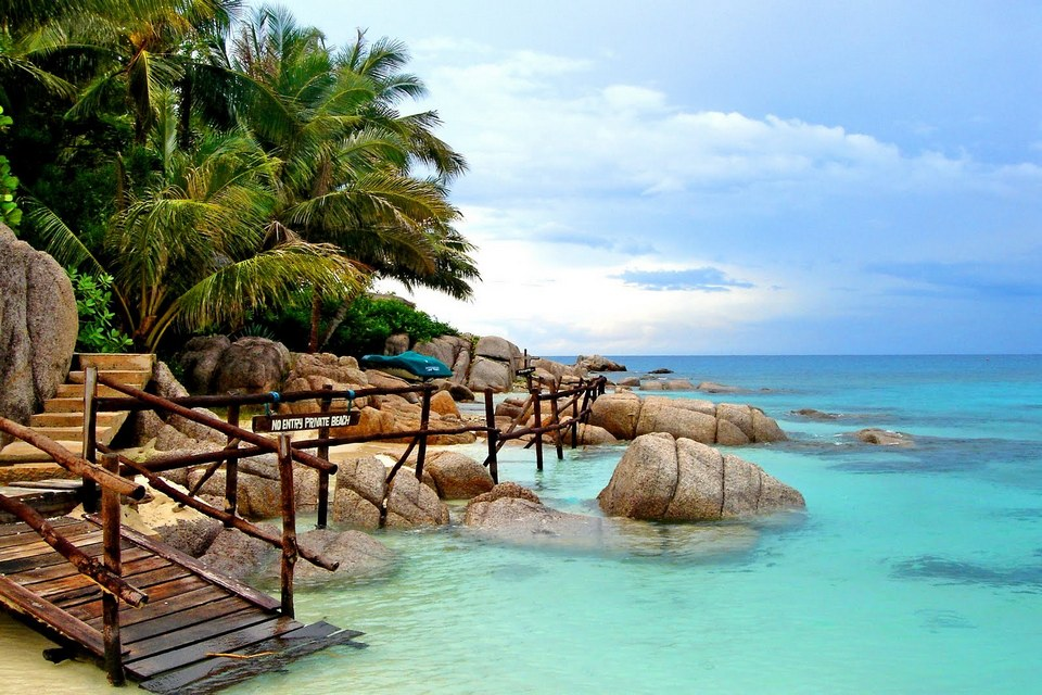 Koh Tao-most beautiful islands in Southeast Asia