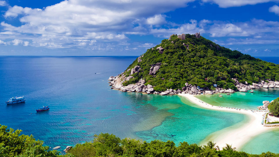 Koh Tao-most beautiful islands in Southeast Asia2