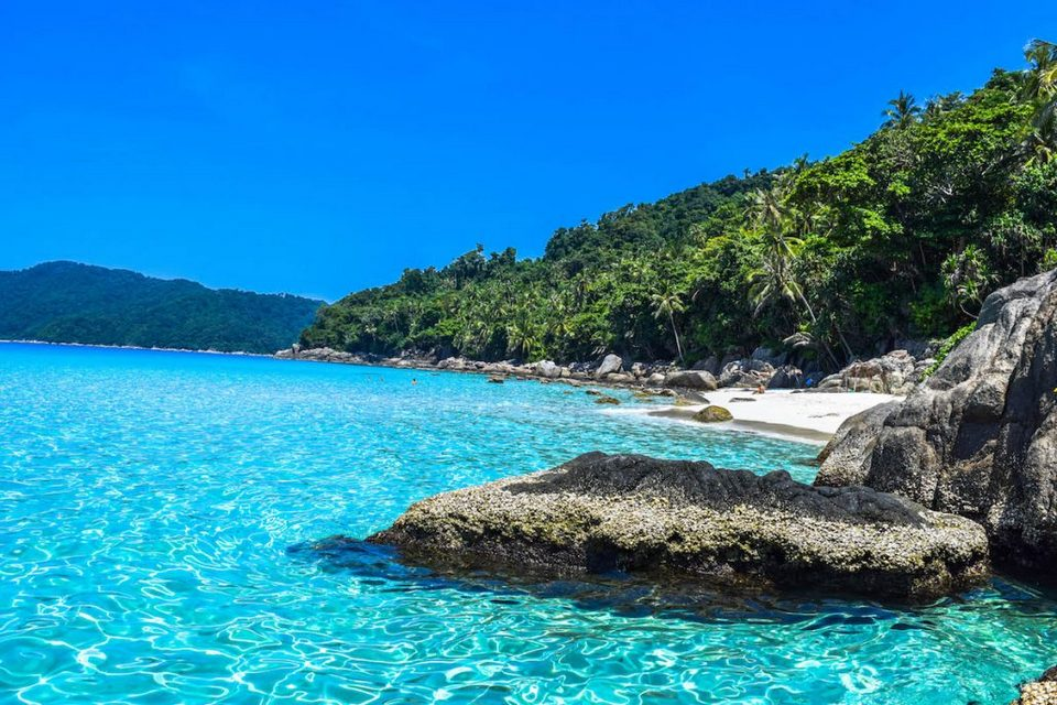 Perhentian Islands-most beautiful islands in Southeast Asia