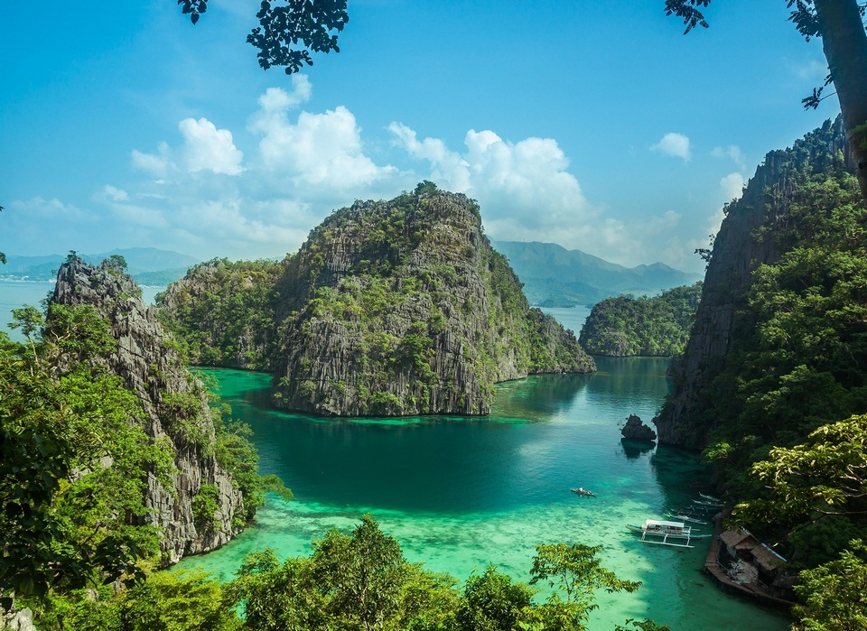 palawan-most beautiful islands in Southeast Asia1