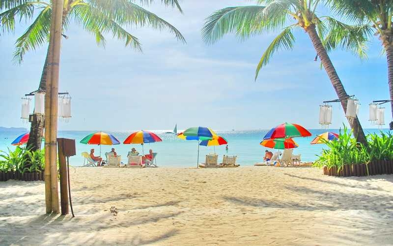 boracay beach resort | discount hotels | free airport pickup on Image Of Beach Resort