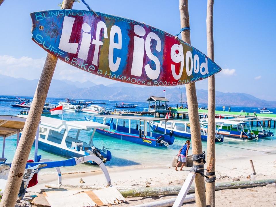 Gili Islands-most beautiful islands in Southeast Asia10