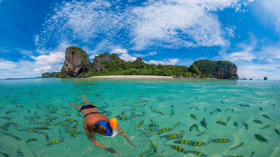 Koh Phi Phi-most beautiful islands in Southeast Asia10