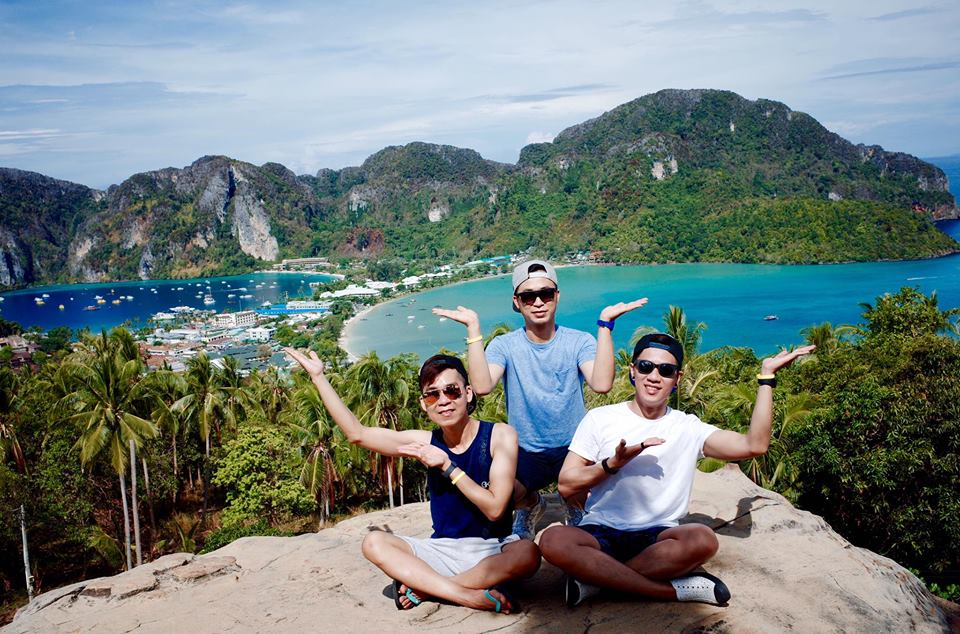 Koh Phi Phi-most beautiful islands in Southeast Asia6