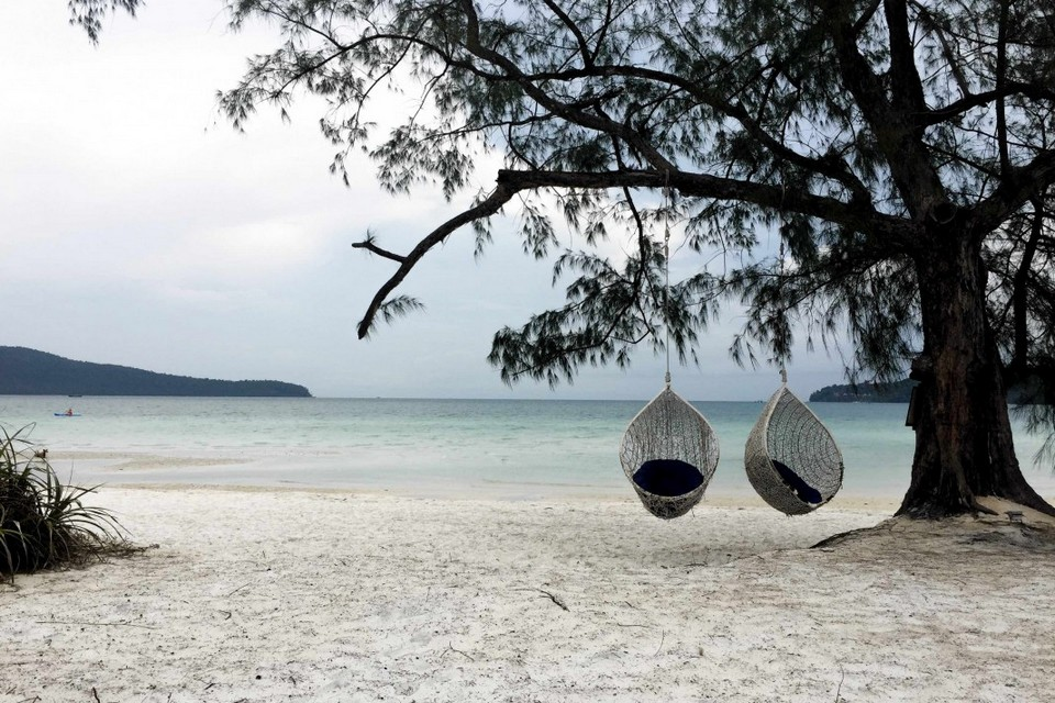 Koh Rong Samloem-most beautiful islands in Southeast Asia1