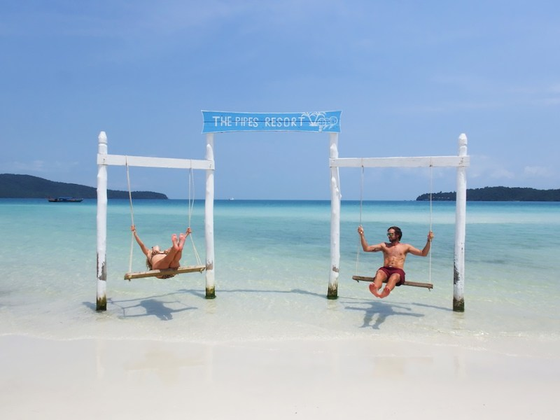 Koh Rong Samloem-most beautiful islands in Southeast Asia3