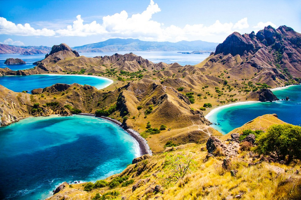 Komodo-most beautiful islands in Southeast Asia1