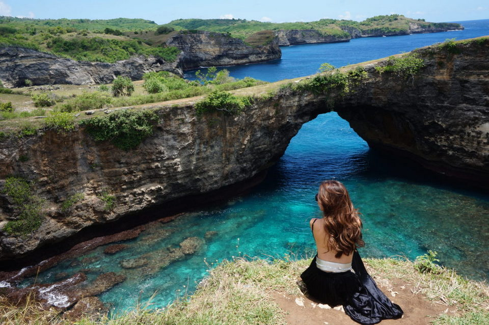 Nusa Penida-most beautiful islands in So
