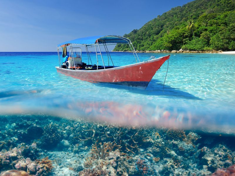 Perhentian Islands-most beautiful islands in Southeast Asia2