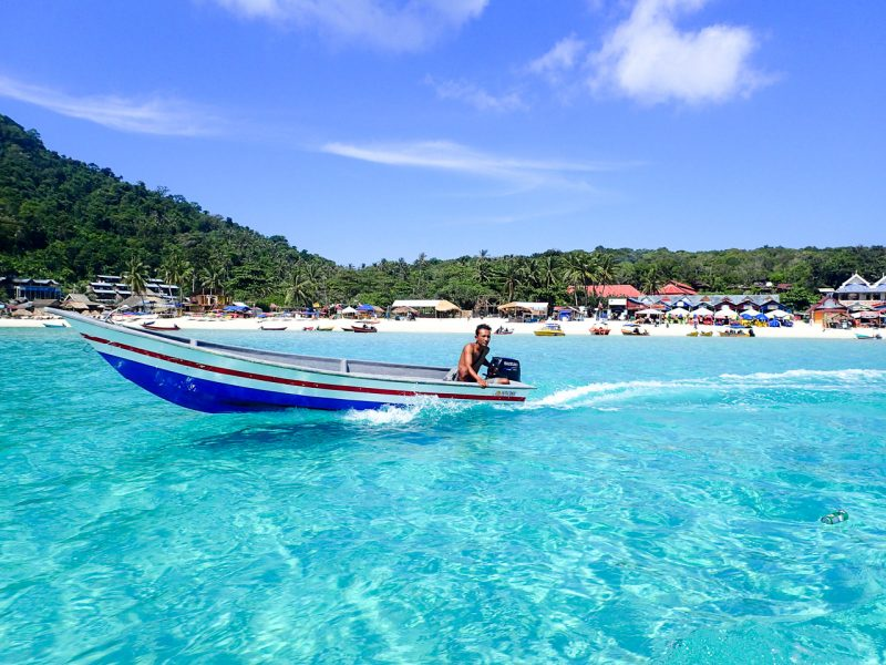 Perhentian Islands-most beautiful islands in Southeast Asia3