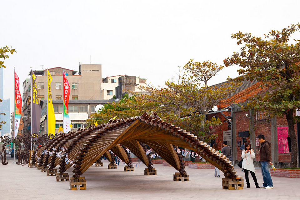 Pier 2 Art Center-Kaohsiung-taiwan-traveling to Kaohsiung 2 days 1 night6