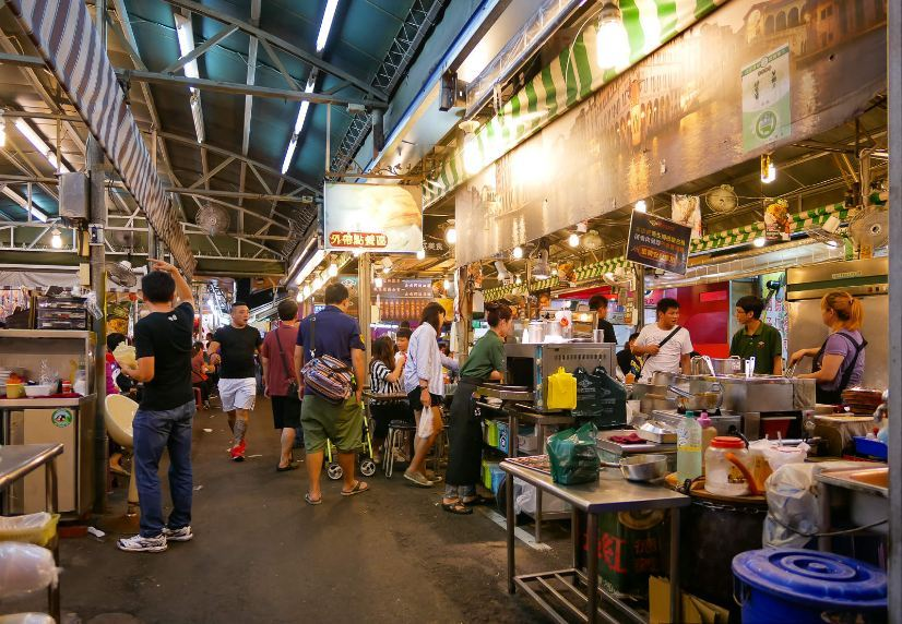 Ruifeng Night Market-Kaohsiung-taiwan-traveling to Kaohsiung 2 days 1 night