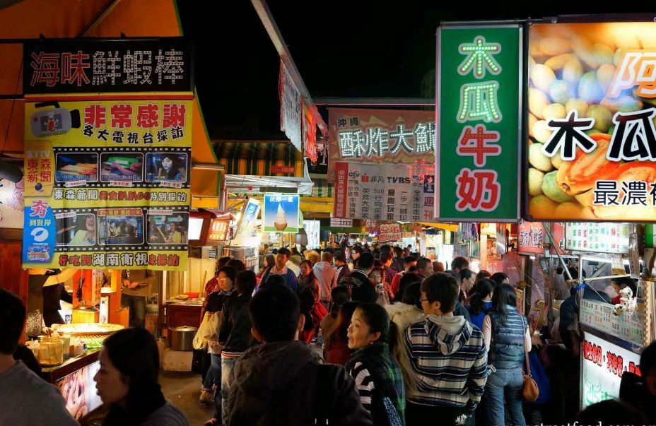 Ruifeng Night Market-Kaohsiung-taiwan-traveling to Kaohsiung 2 days 1 night1