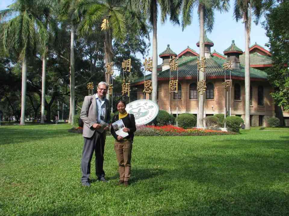 Sun Yat Sen University-Kaohsiung-taiwan-traveling to Kaohsiung 2 days 1 night1