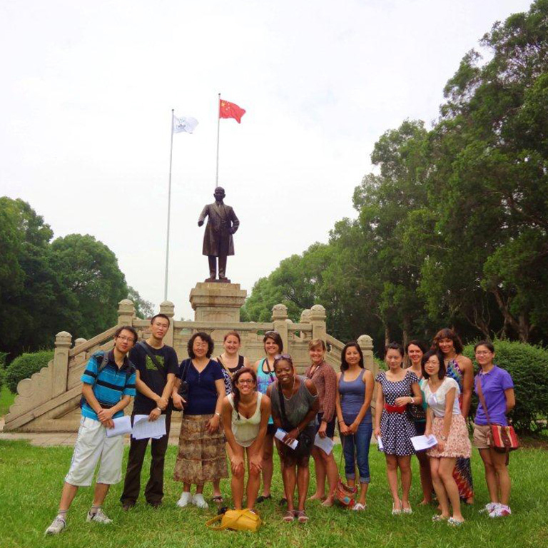 Sun Yat Sen University-Kaohsiung-taiwan-traveling to Kaohsiung 2 days 1 night3