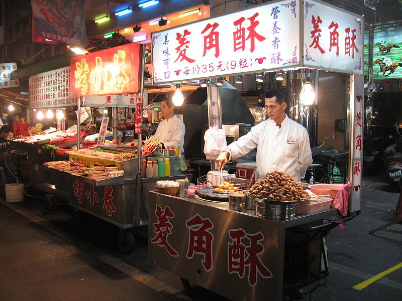 XinJueJiang night market-Kaohsiung-taiwan-traveling to Kaohsiung 2 days 1 night9