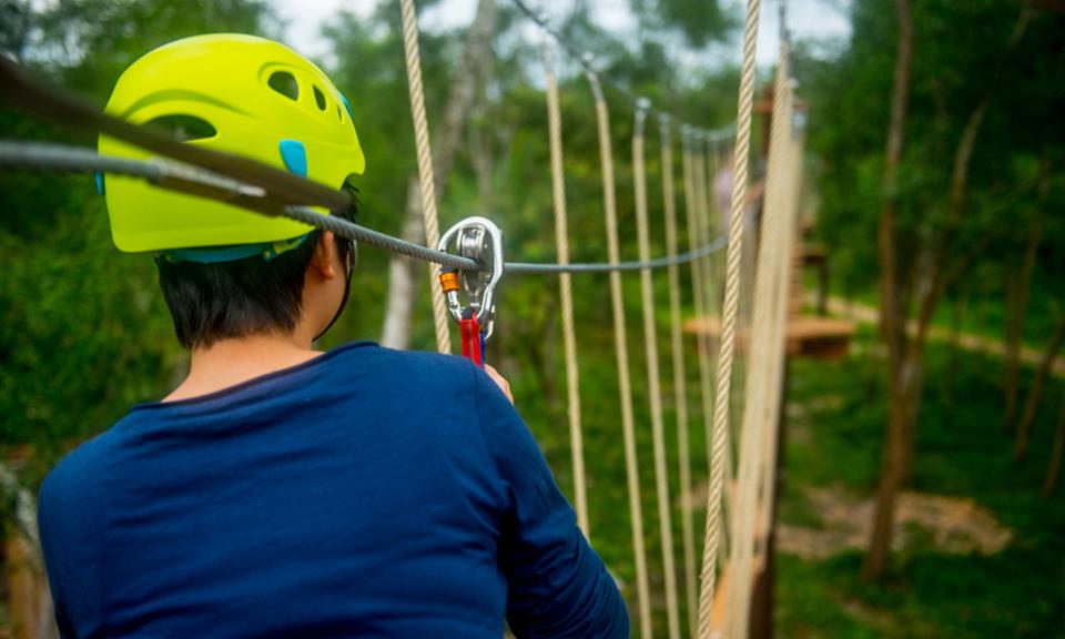 Alba Thanh Tan Hot Springs Resort - zipline-Hue zipline vietnam zipline in vietnam zipline đà lạt zipline quảng bình