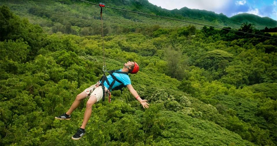 Zipline-Flight-of-the-thanh tan hot spring-hue zipline vietnam zipline in vietnam zipline đà lạt zipline quảng bình