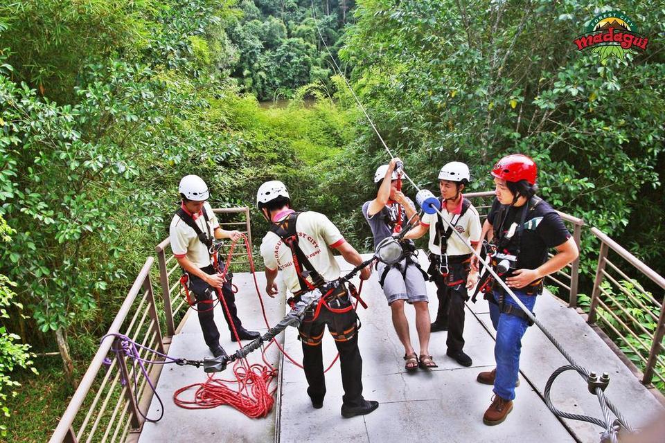 zip lineMadagui Forest – Lam Dong1 zipline vietnam zipline in vietnam zipline đà lạt zipline quảng bình